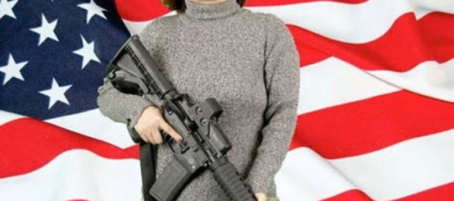 """VIDEO: Chinese Immigrant Turned Citizen Defies Obama On Guns: """"I Will Never Be A Slave Again"""""""