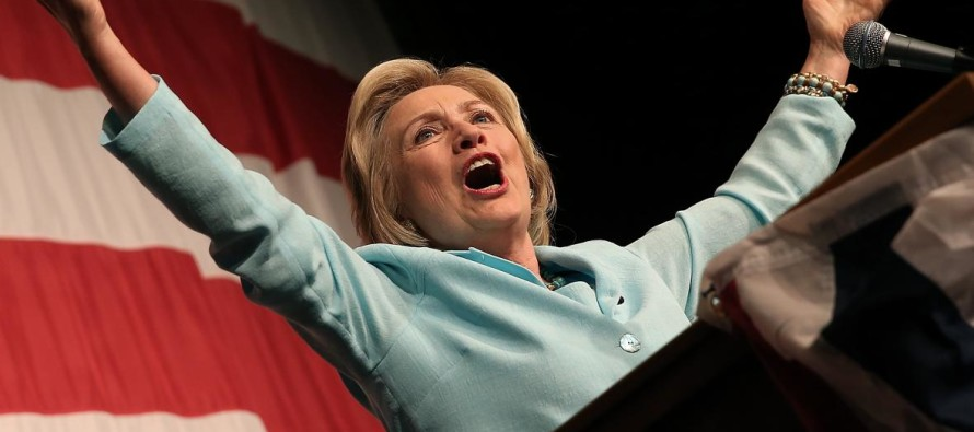 HILLARY CLINTON Voters Sign Petition REPEALING The Bill Of RIGHTS!
