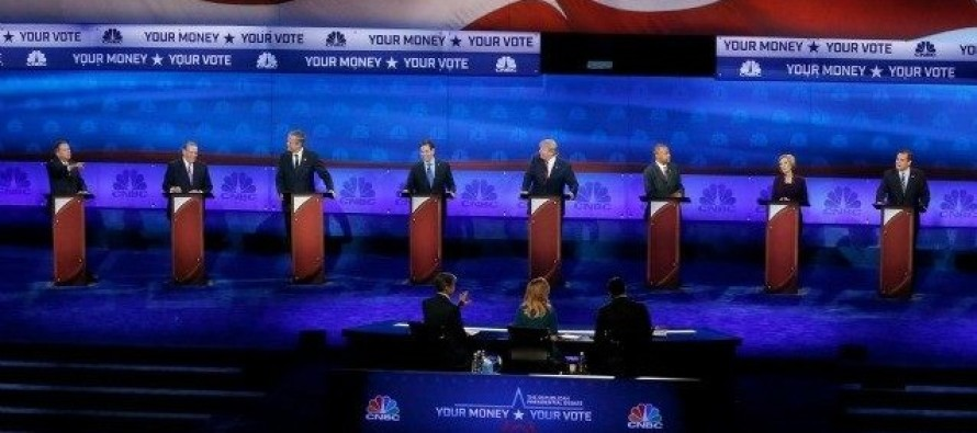 The RNC Severs Ties With This Network Over Unfair Debate Questions