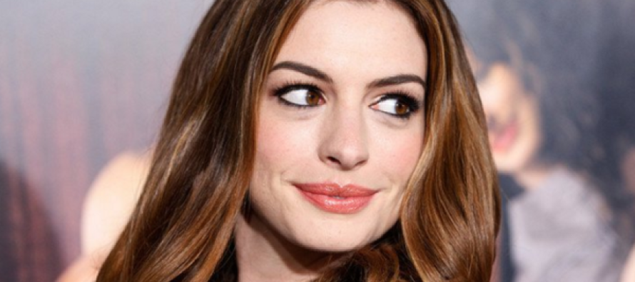 Actress Anne Hathaway Just Posted a Bikini Pic, and It's Getting LOTS of Attention