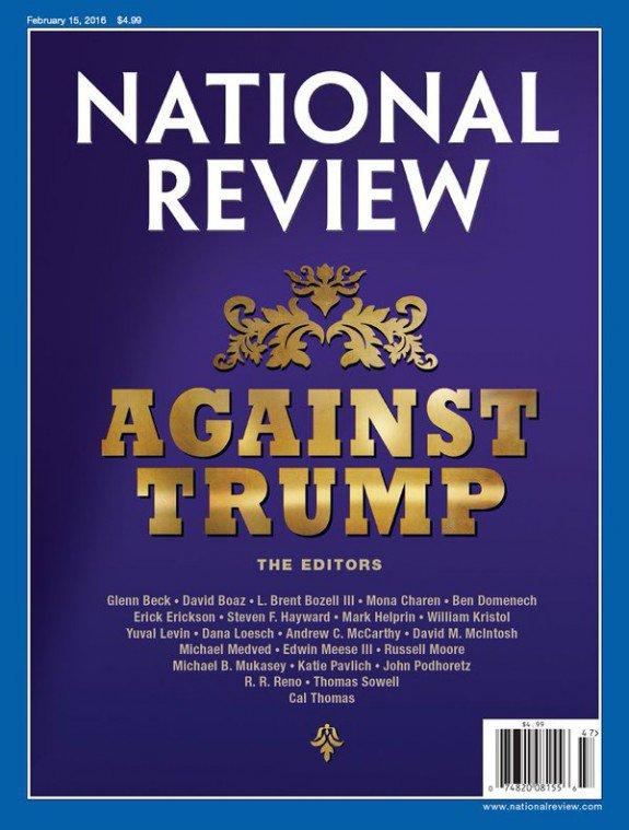 Against Trump