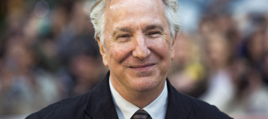 A Legend Passes… Alan Rickman of Die Hard, Galaxy Quest and Harry Potter, Dead at 69