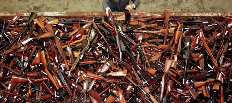 How Obama's New Executive Actions Paves The Way To Gun Confiscation