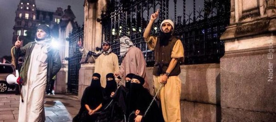 WATCH OUT For Your Daughters Because ISLAM Law Legitimizes Kidnap, Rape and Slavery