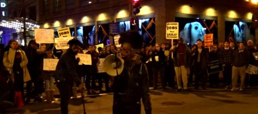#BlackLivesMatter Activists Call For Getting Rid of All Police
