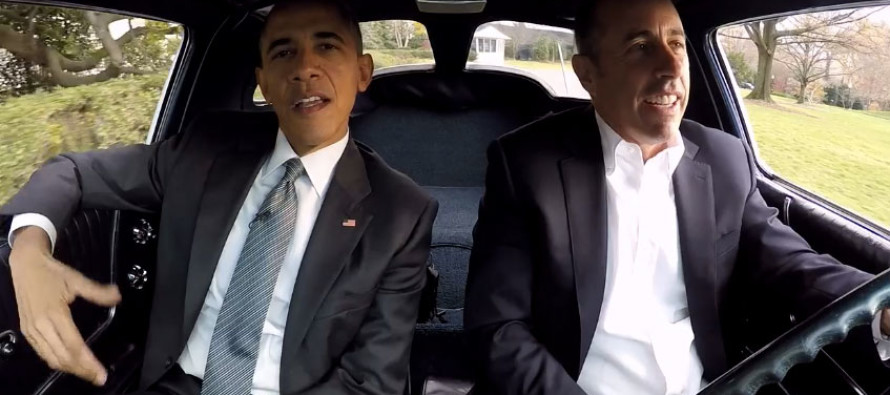 The Entire Room Started Laughing at Obama, Then THIS Happened