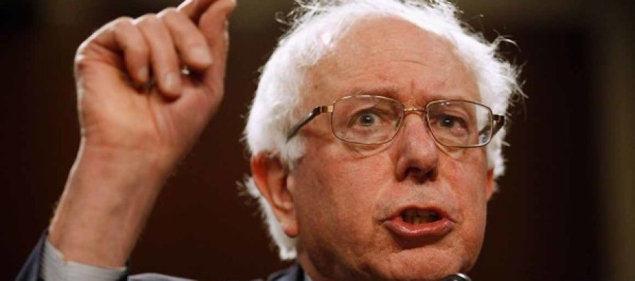 Commie Bernie Sanders BOOTS HOMELESS OUT Into the Freezing Cold for His Campaign Rally!!!