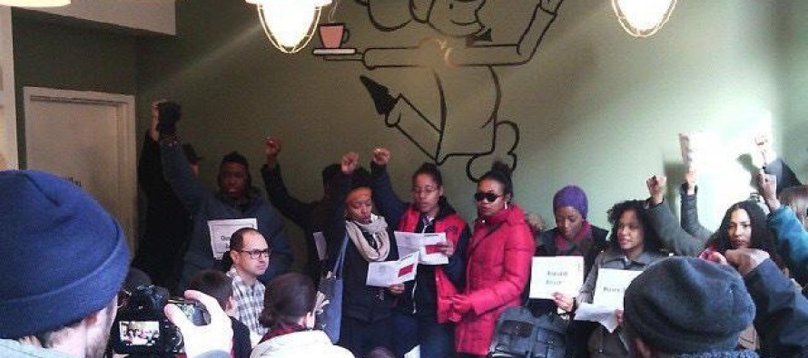 We Ready, We Coming! #BlackBrunch Protesters Swarm Chicago, Shut Down 5 Locations