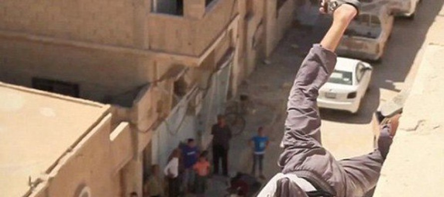 Unspeakable… ISIS Executes 15 Yr-Old Boy for Being Gay – Throws Him Off Building