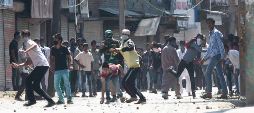 BREAKING: Muslim 'Refugees' Savagely Attack Residents, Throw Bricks [VIDEO]