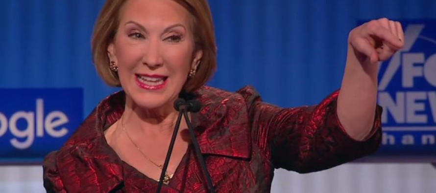 Fiorina CRUSHED Hillary With THIS Claim! ….It's About To Go DOWN!