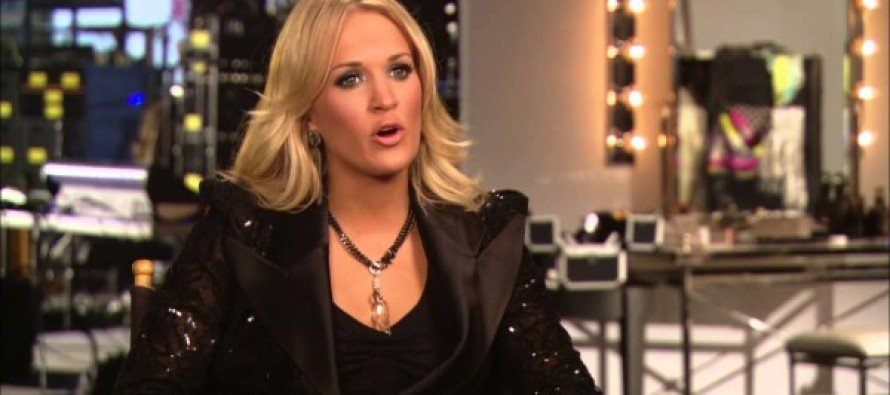 Carrie Underwood Was Asked, 'Who Will You Vote For?' Her Answer Made Liberals FURIOUS