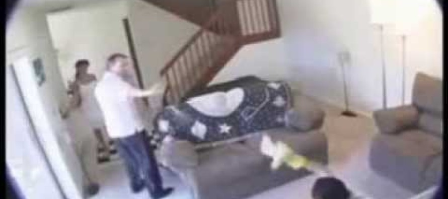 Husband Walks in on Wife Cheating With Another Man… Then He Does THIS