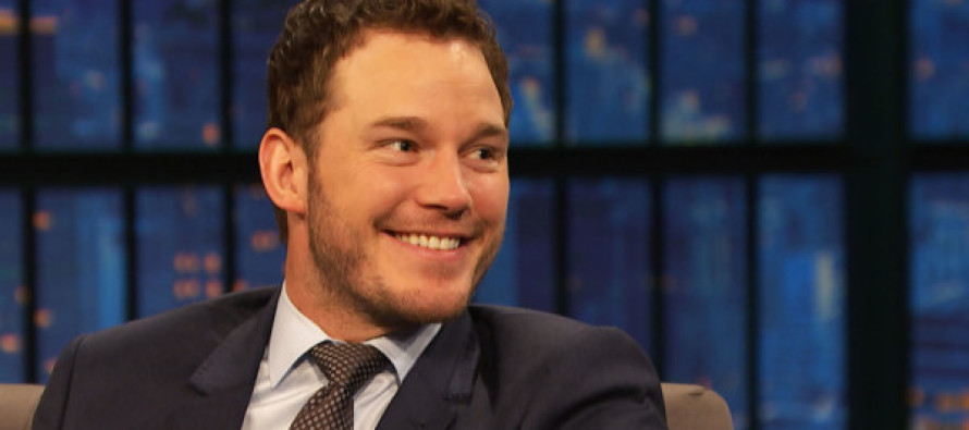 Actor Chris Pratt Gives Middle Finger to Liberal Hollywood With THIS