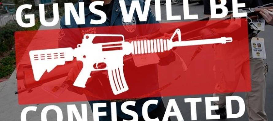 GUN CONTROL… Georgia Democrats Introduce a Gun Confiscation Bill Targeting Assault Weapons