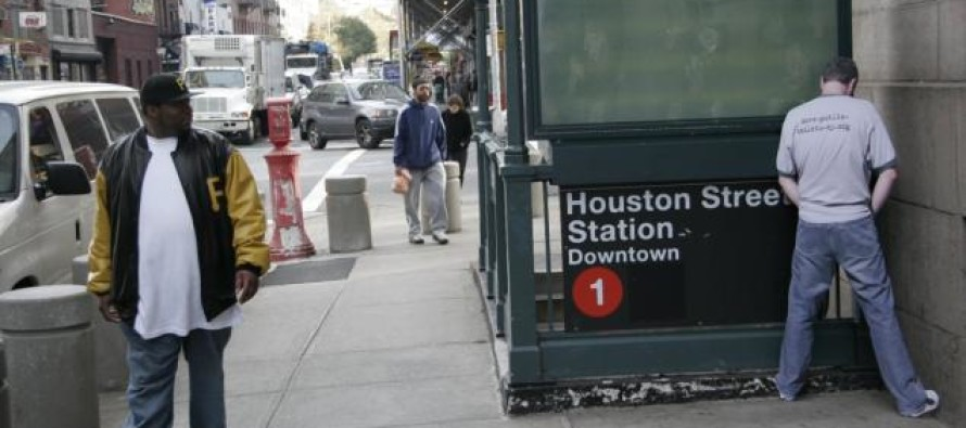 New York To Allow Peeing In Public, So Minorities Can Reach Their Potential…