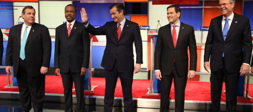 This GOP Presidential Candidate Opened Up a Can Of WHOOP On Moderators When They Dared Say THIS!