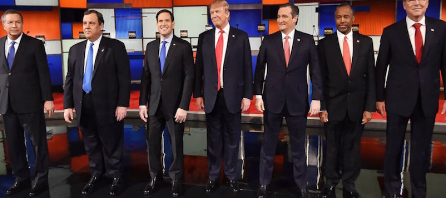 10 Note Worthy Moments During First GOP Debate Of 2016, According To…