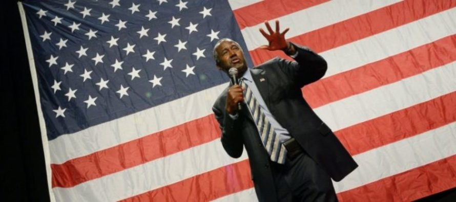 "BREAKING: Ben Carson's House Vandalized With ""Hateful Rhetoric"" – He Offers Reconciliation"