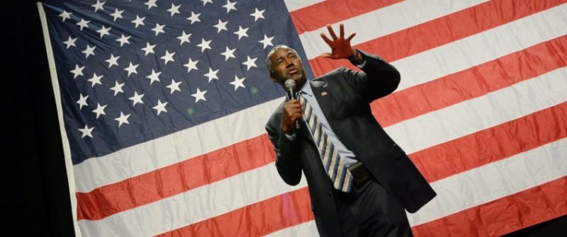 """BREAKING: Ben Carson's House Vandalized With """"Hateful Rhetoric"""" – He Offers Reconciliation"""