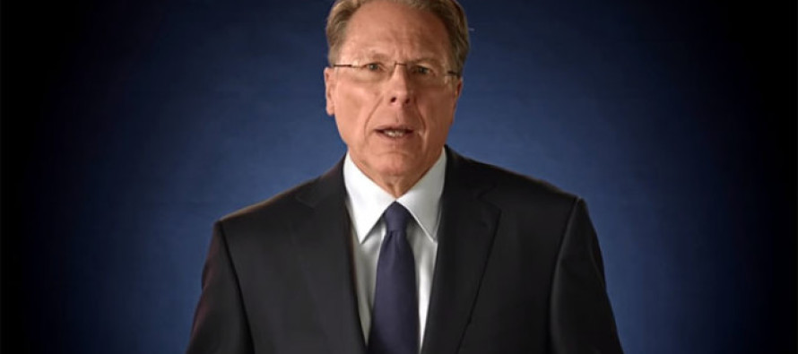 YES! NRA's LaPierre Throws Down the Gauntlet & Challenges Obama to a Debate on Gun Rights