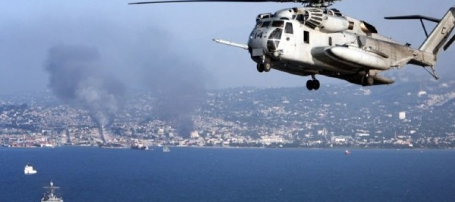 BREAKING: Two Marine Helicopters Collide Off of Oahu… 12 Missing in the Pacific