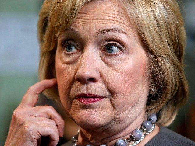 Hillary Panic