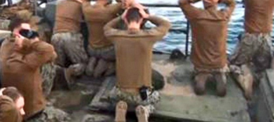 Whoa! This Navy Captain Blows Wide Open Why Iran REALLY Captured 10 US Sailors