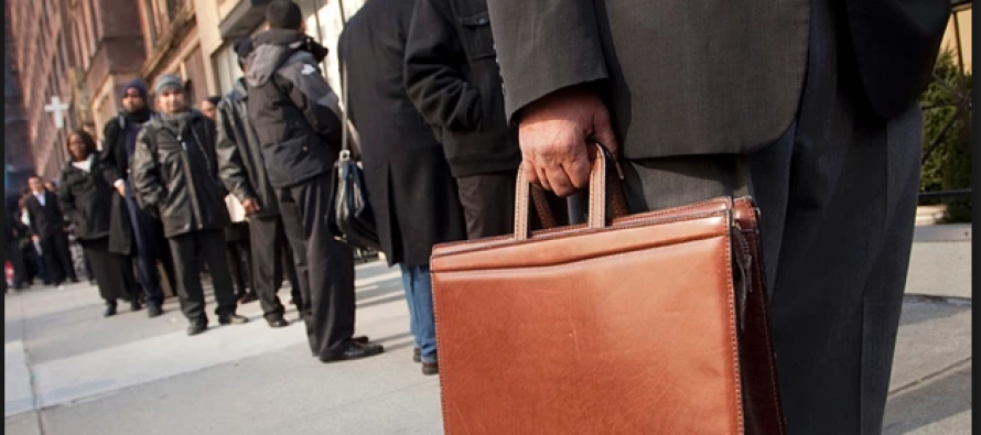 SHOCK: Massive Number of Americans Have Permanently Given Up Looking for Work