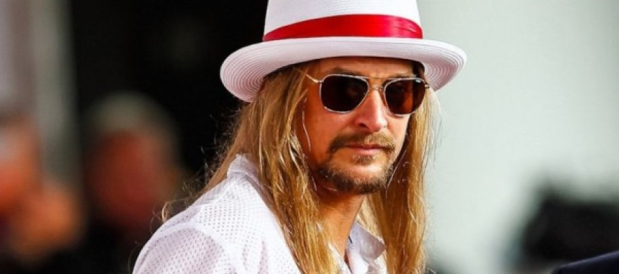 What Kid Rock Just Posted on Facebook Has Conservatives CHEERING