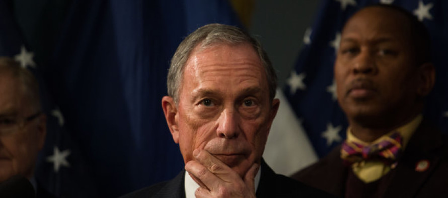 Bloomberg Plans Independent Bid for Presidency… Willing to Spend $1B to Stop Trump