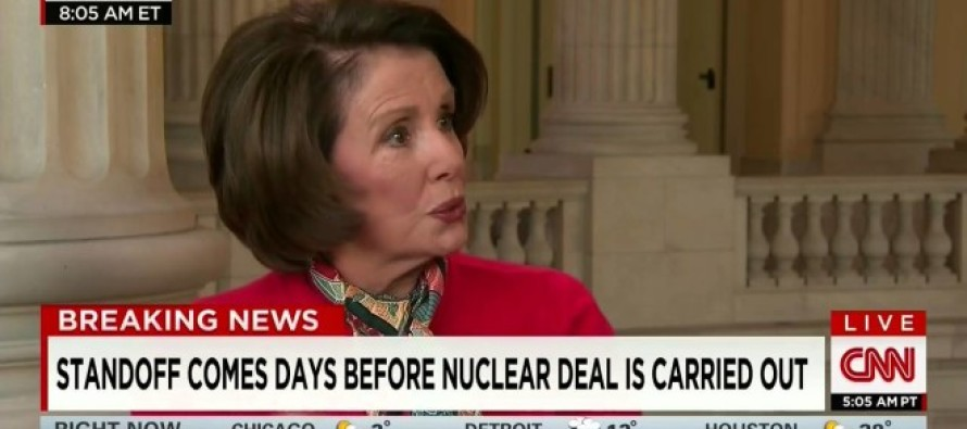 Delusional: Pelosi Claims Iran is Free to Do Whatever They Want with $150B… Including Terrorism