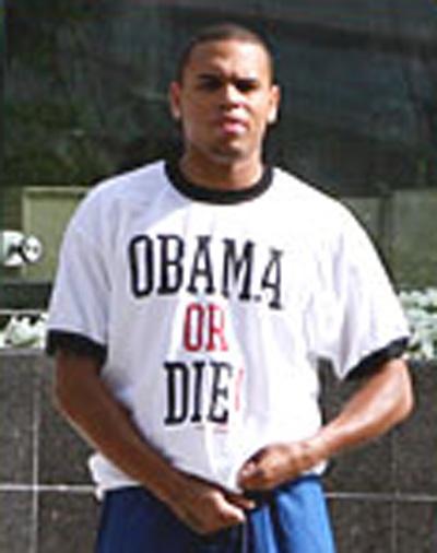 Obama-Chris-Brown