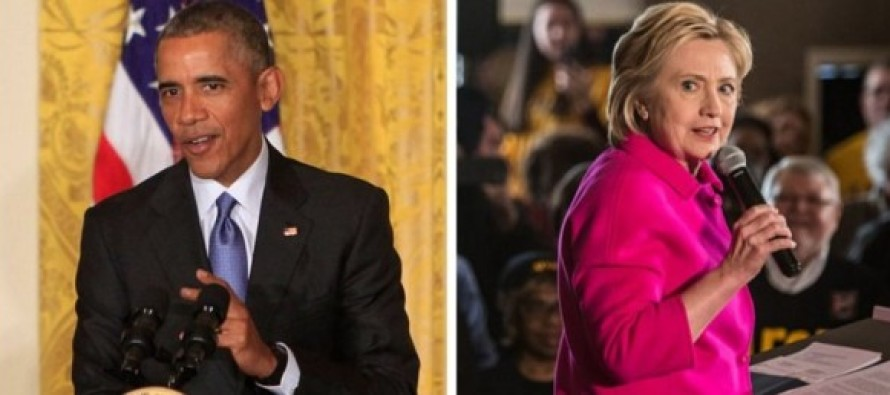 OBAMA: Democrats ARE NOT Going To Vote For Hillary, Because She's A Woman…