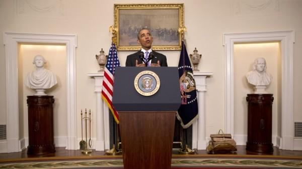 Obama Hostages