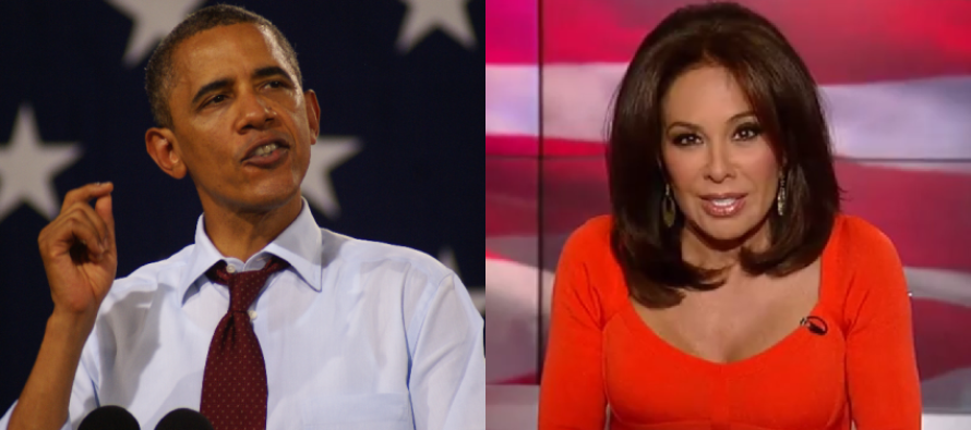 Judge Jeanine DESTROYS Obama During Explosive Rant – It's Going Viral