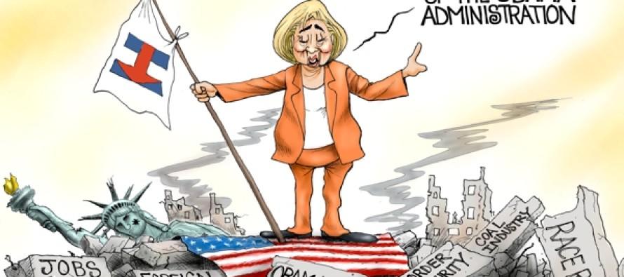 Obama's Rubble (Cartoon)