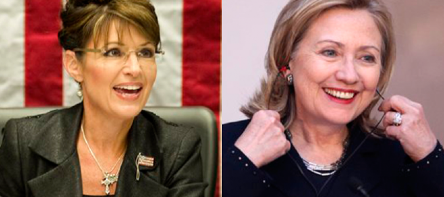 Hillary FIRES At Sarah Palin After TRUMP Endorsement…Then Palin HUMILIATES Her With THIS Response !