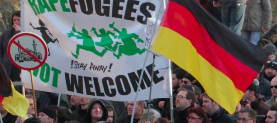 The Horrific Islamic Rape Game Known as 'Taharrush' Comes to Germany and the Rest of Europe
