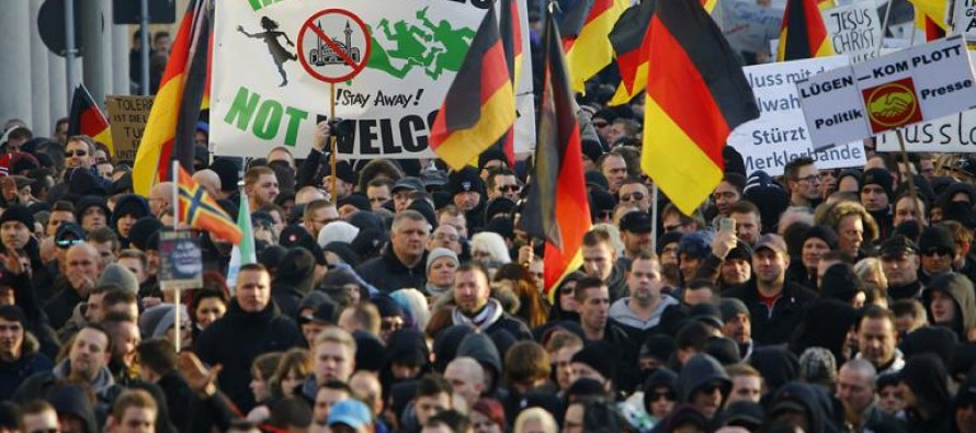 Thousands March in Germany to Protest Muslim Sexual Assaults – 'RAPEFUGEES NOT WELCOME!'