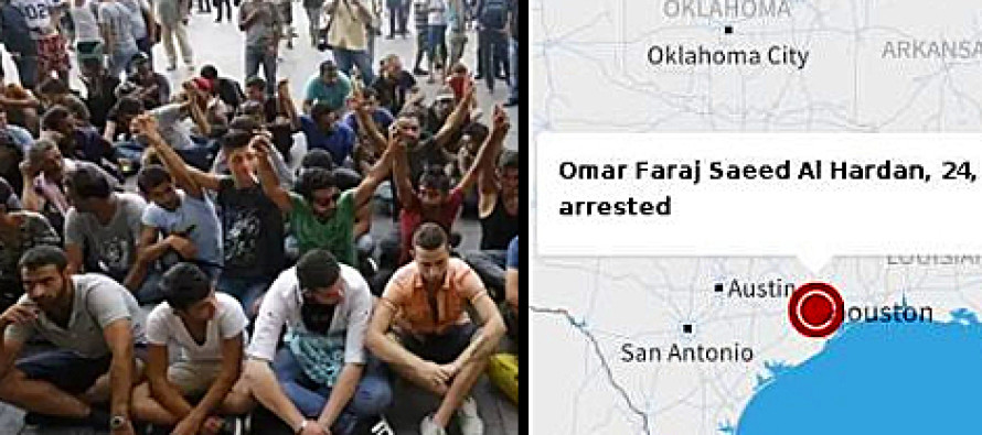 BREAKING: Muslim Refugees Arrested in Two States on Terrorism Charges