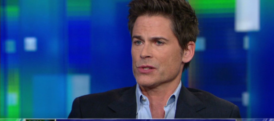 Liberals Outraged After Actor Rob Lowe Says THIS
