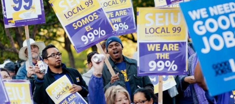 REVOLT: SEIU Union Members Turn On Leadership… Pledge Support to Donald Trump