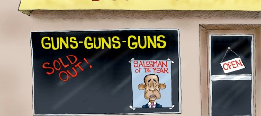Great Guns! (Cartoon)