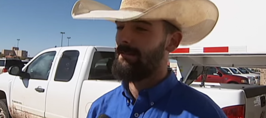 Heroic Cowboys Save Texas Town From Stampede, Then Give The Most HILARIOUS Interview…