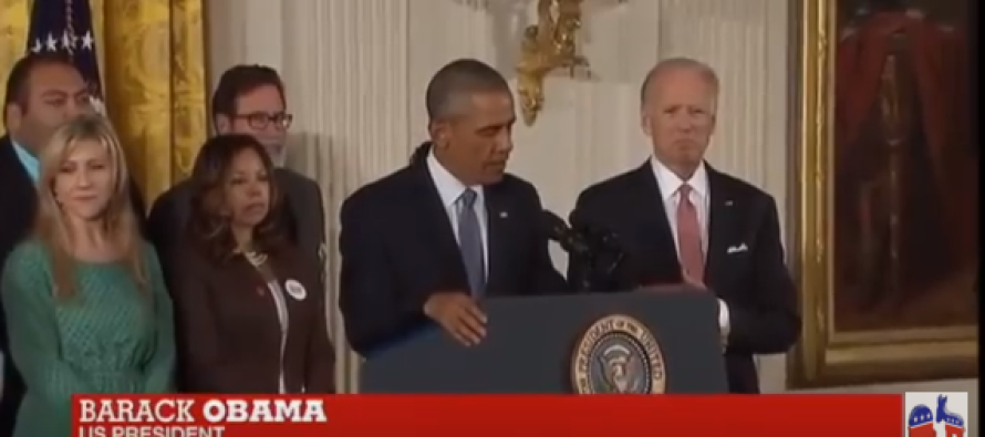 Watch What Obama Did Right Before He Cried on Air