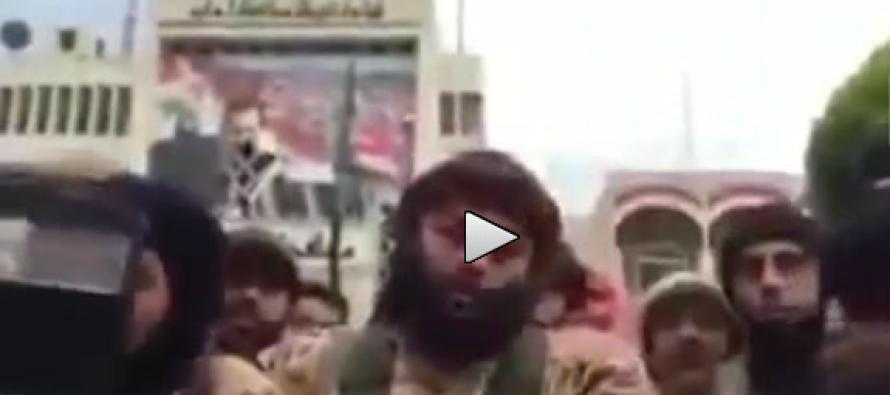 Idiot Terrorist Films Recruitment Video, Then THIS Happens