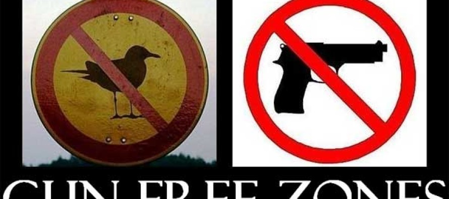 Gun Owners Hurt In Gun-Free Zones Could Sue Under New Bill