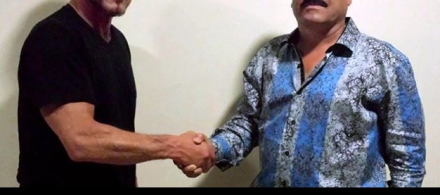 Sean Penn interviews El Chapo for publication that botched a rape story