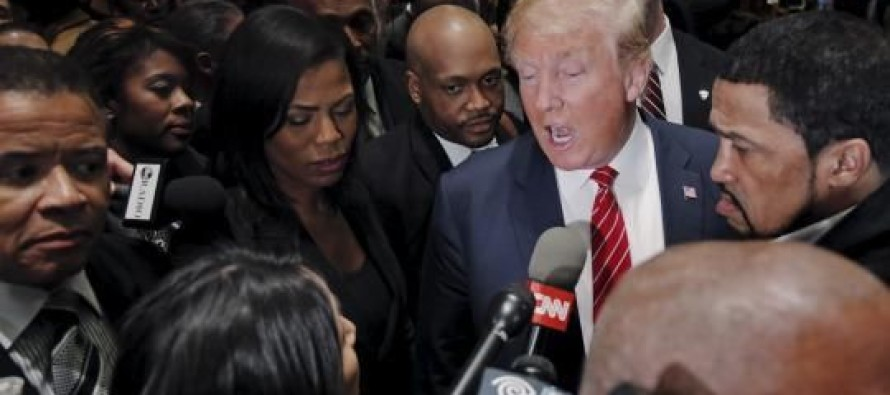 Obama Who? Trump Says Blacks Love HIM More….Because THIS!